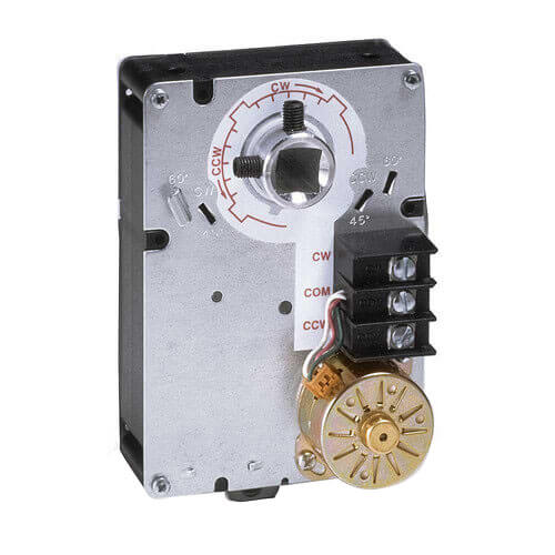 Non-Spring Return Damper Actuator, 180 Second (70lb/in)