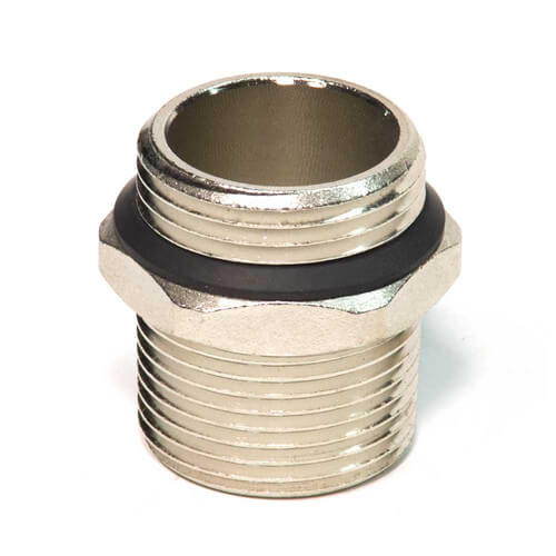 "Supply/Return Adapter to 1"" Male NPT"