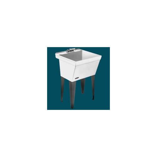 Durastone Utilatub Laundry/Utility Tub - Wall Mount Product Image
