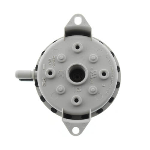 "Air Flow Pressure Sensing Switch with Bleed Hole (.1/10""W.C.)"
