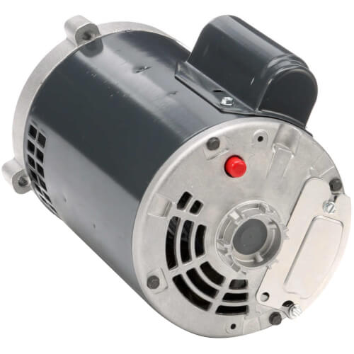 O212 marathon motors o212 oil burner motor 1 2 hp for Oil furnace motor cost