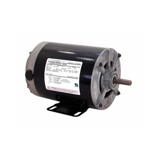 Os2031l century os2031l 6 1 2 split phase rigid base for Electric motor sleeve bearings