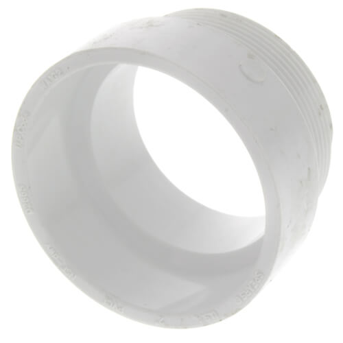 "1-1/2"" PVC DWV Male Adapter"