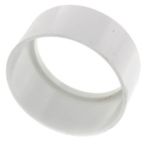 """1"""" PVC Sch. 40 Female Union w/ Buna O-ring"""