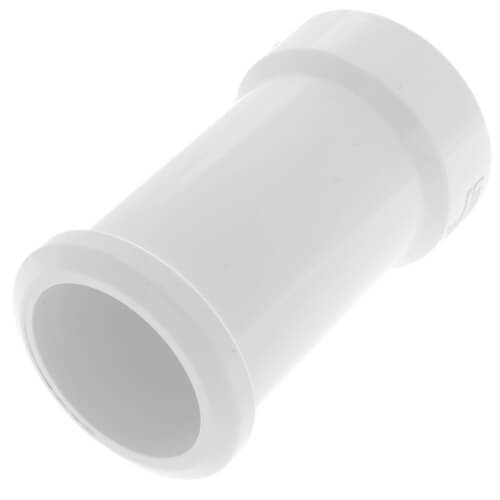 "4"" PVC DWV Long Turn 90° Elbow"