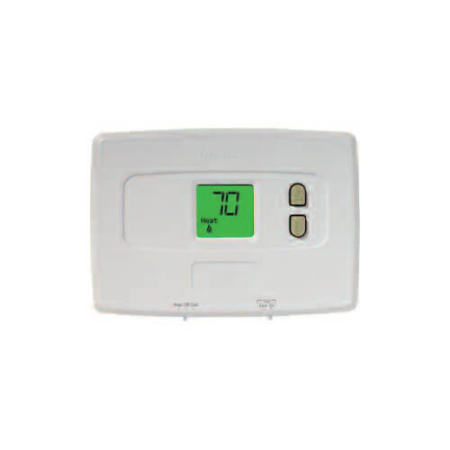 Totaline Basic Non-Programmable 2H/1C Heat Pump Thermostat