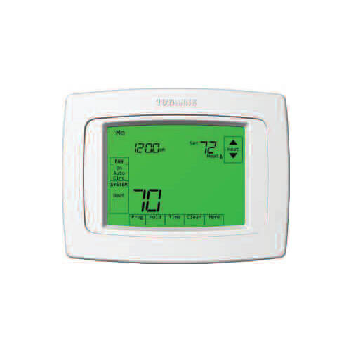 Totaline Deluxe Programmable 3H/2C Touchscreen Thermostat Product Image