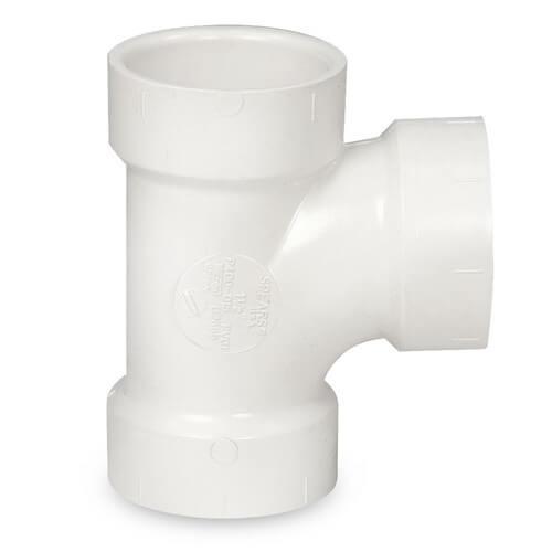 """2"""" PVC DWV 45° Elbow"""
