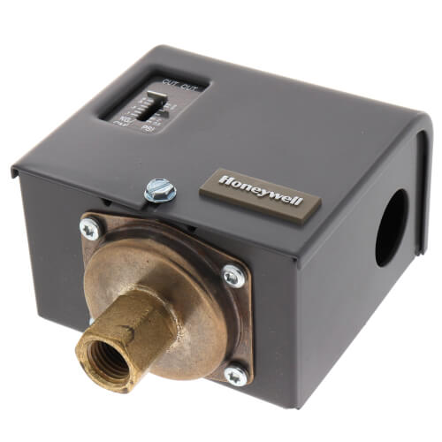 Pressuretrol Controller w/ Auto recycle (2 psi to 15 psi)
