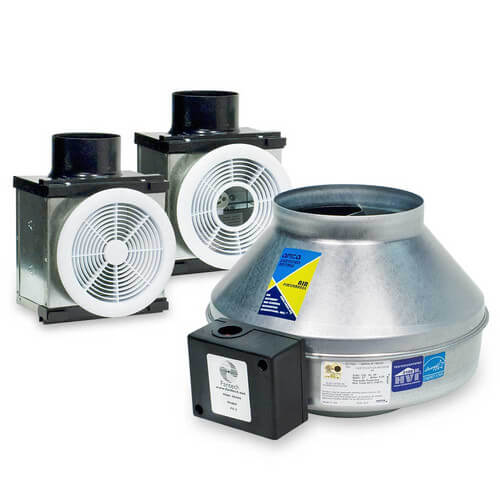 Pb270hv 2 Kit Fantech Pb270hv 2 Kit Pb270hv 2 Combination Premium Bath Fan Kit One Halogen