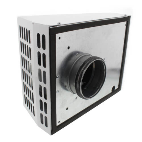 Pbw110 fantech pbw110 pbw110 exterior wall mount bath fan 4 duct vent only for Bathroom exhaust fan exterior cover