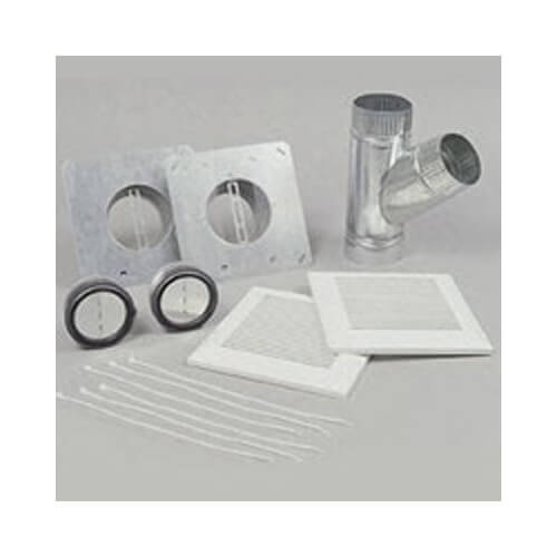 "WhisperLine Installation Kit - 4"" Double Pick Up"