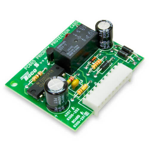 6 Zone Valve Control Module with Priority - Expandable