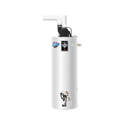 65 Gallon - 60,000 BTU Defender Safety System PDX2 Power Direct Vent Energy Saver Residential Water Heater (LP Gas)