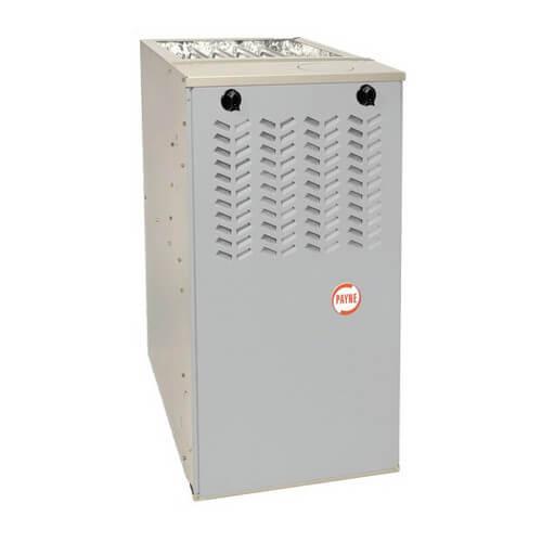 100,000 BTU 92% Efficiency, Single Stage, Upflow/Downflow/Horizontal Condensing Gas Furnace, 4 Ton Product Image