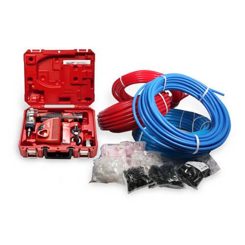 Uponor Wirsbo PEX Plumbing Starter Kit