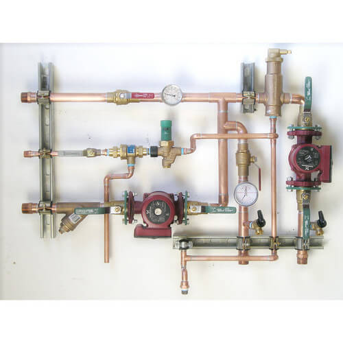 Model PS1-199, Primary & Secondary Hydronic Module