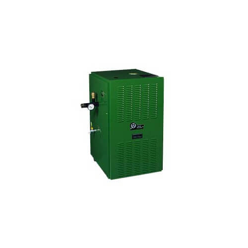 PVCG-A 52,000 BTU Output, Spark Ignition Gas Fired Water Boiler (Nat Gas)