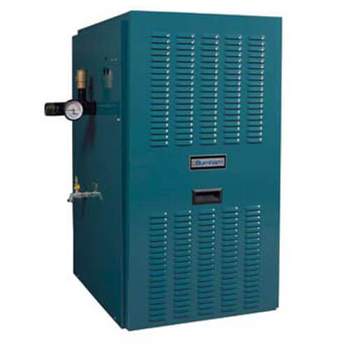 PVG6, 130,000 BTU Output High Efficiency Cast Iron Boiler (LP Gas)