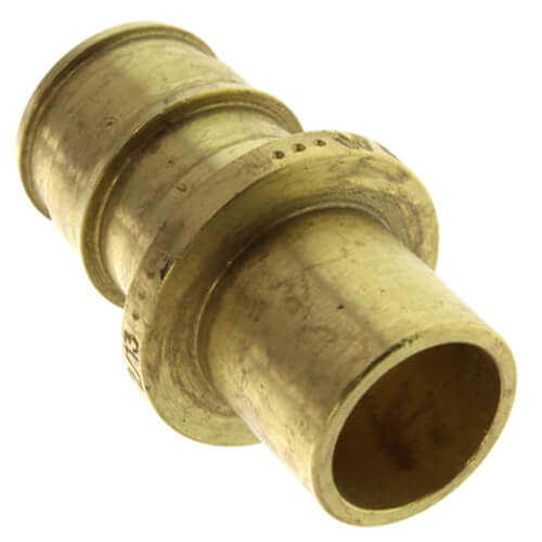 "5/8"" ProPEX x 1/2"" Copper Fitting Adapter (Lead Free Brass)"