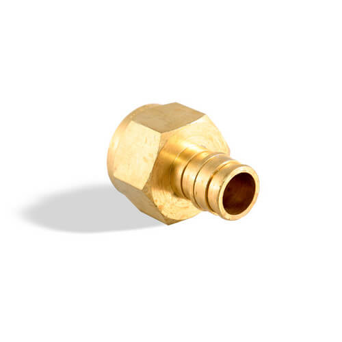 "ProPEX LF Brass Female Threaded Adapter, 3/4"" PEX x 3/4"" NPT"
