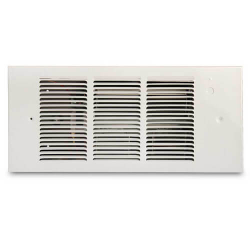 QFG Fan-Forced Register Wall Heater (2,000 Watts - 240 Volt)