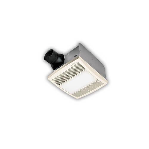 Broan Qtr080l Ventilation Fan And Light: QTR080L Ultra Silent Ventilation