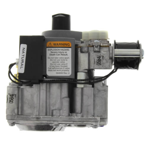 2-Stage Natural Gas Valve