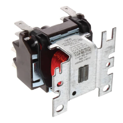 rd honeywell rd v general purpose relay 24 v general purpose relay dpdt switching product image