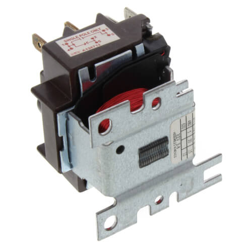24v Electric Heater Relay w/ DPST Switching
