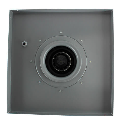 "Roof Mount (Curb) 8"" Centrifugal Duct Fan (409 CFM)"