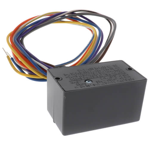 ribuc functional devices ribuc enclosed pilot relay amp enclosed pilot relay 10 amp dpdt w 24 vac dc 120 vac coil