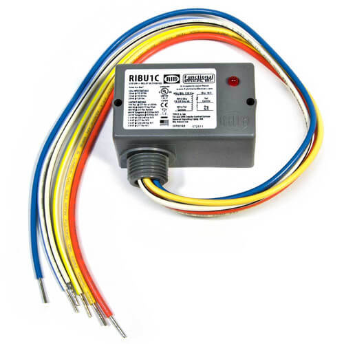 ribu1c 5 ribu1c functional devices ribu1c enclosed pilot relay, 10 amp ribu1c wiring diagram at pacquiaovsvargaslive.co