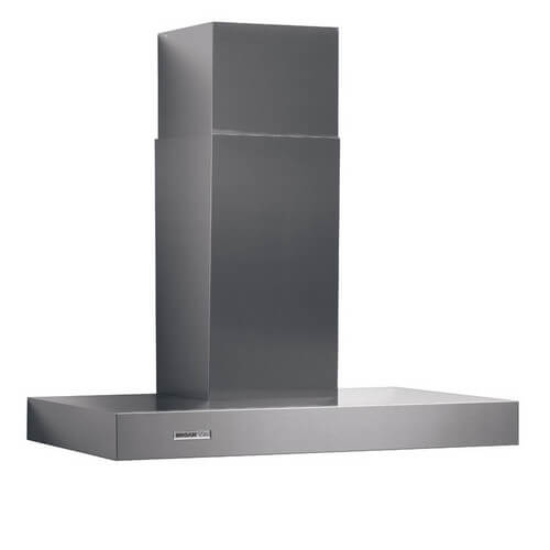 "36"" Stainless Steel Wall Mount Chimney Hood w/ Internal Blower (370 CFM)"