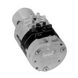 Pneumatic DPDT Relay (switching between 18-22 psi)