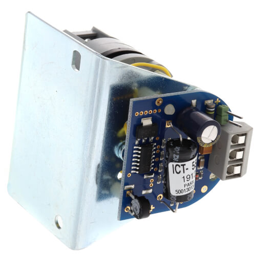 Electronic Pneumatic Transducer w/ direct action and 2 to 10 Vdc @ 0.1 mA max input signal (no cover)