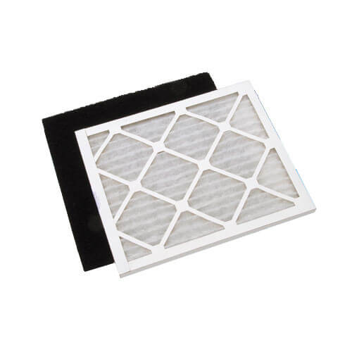 RHF16 Replacement HEPA Filter, Bulk Pack of 12 Units
