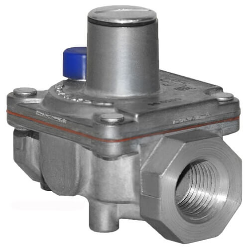 LP Gas Regulator w/ Fixed Setting