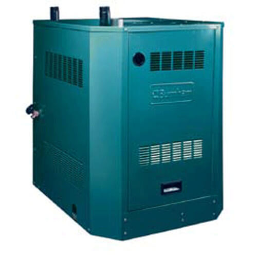 Revolution, 99,000 BTU Output High Efficiency Cast Iron Boiler (LP Gas)