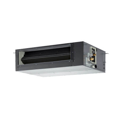 Duct Split Unit : S pf u panasonic  btu single split
