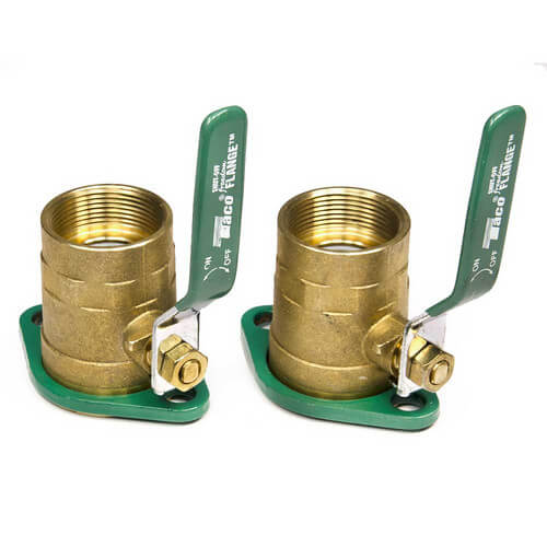 "1-1/2"" Threaded Shut-Off Freedom Swivel-Flange Set"