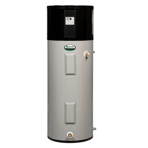 50 Gallon Voltex Residential Hybrid Electric Heat Pump Water Heater (NG)