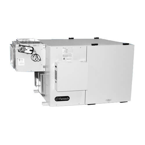 SHR Series Commercial Heat Recovery Ventilator w/ Recirculation Defrost (550-1,050 CFM)