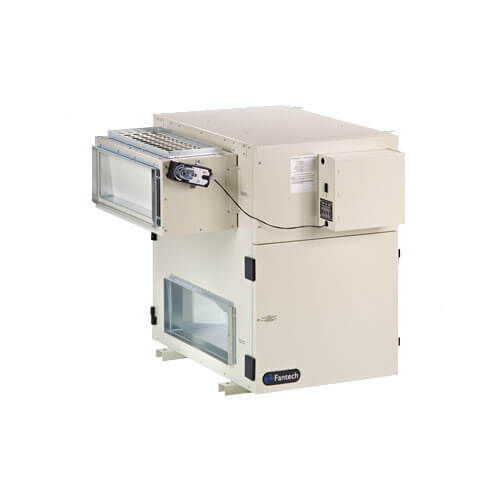 SHR Series Commercial Heat Recovery Pool Ventilator w/ Recirculation Defrost (640-1,410 CFM)