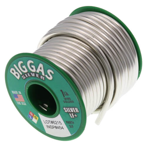Silver Lead Free Plus, 1 lb. Spool (SLF)