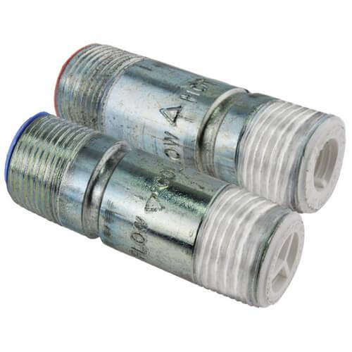 Sp20003 rheem sp20003 3 4 npt plastic lined nipples w for Plastic water heater