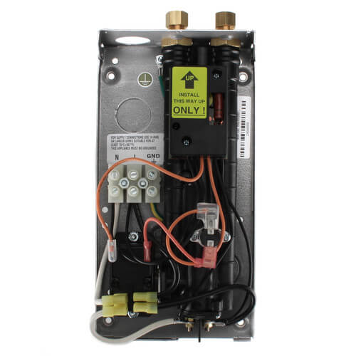 SP4277 Single Point Electric Tankless Water Heater w/ Top Connections