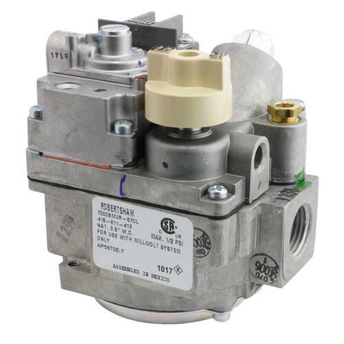 Sp5870e Rheem Sp5870e 1 2 Quot X 3 4 Quot Natural Gas Valve