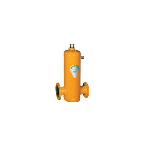 "6"" Spirovent Senior- High Velocity Steel Air Eliminators (Flanged)"