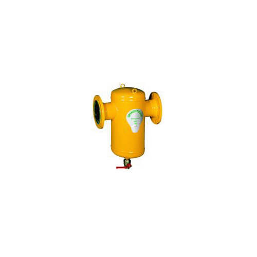 "2-1/2"" Spirotrap Dirt Separator (Male Thread)"